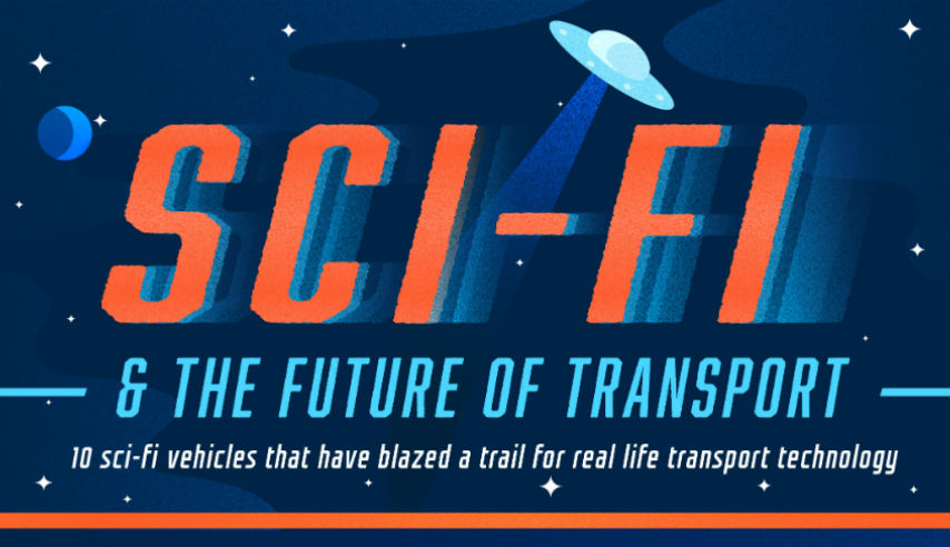 Sci-fi and the future of transport image