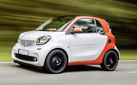 Sell My Smart Car