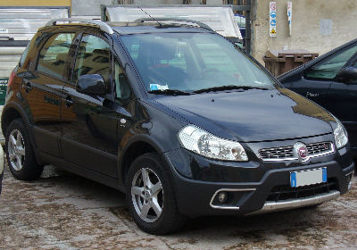 Do you want to sell your Fiat Sedici to webuyanycar.com? Enter your number plate to see how much it could be worth at resale.