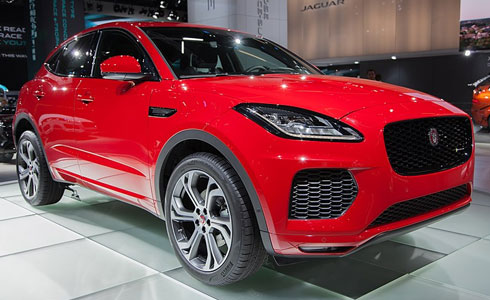 Are you looking to sell your Jaguar E-Pace? Enter your number plate into the car valuation calculator to see how much you could sell it for with webuyanycar.com.