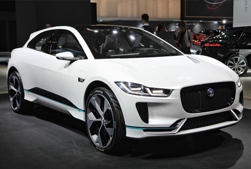 Jaguar has released its first all-electric car. The I-Pace SUV combines a sporty edge with an eco-friendly performance.