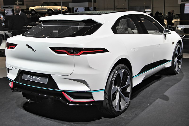 "The Jaguar all-electric I-Pace has been described as an ""evolution"". Find out more about what this new model has to offer."