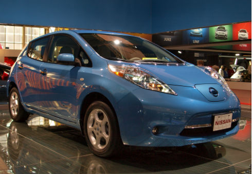Sell your Nissan Leaf today. Enter your number plate into the webuyanycar.com free valuation calculator and find out how much your car is worth in under a minute.