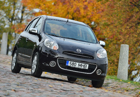 Sell you Nissan Micra quickly and easily with webuyanycar.com. Enter your number plate today.