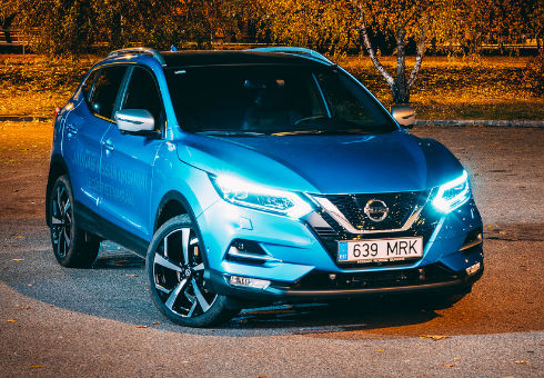 "Have you been thinking lately, ""I want to sell my Nissan Qashqai""? Sell it the easy way with webuyanycar.com."