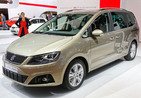Is it time to sell your SEAT Alhambra? Enter your reg into the car valuation calculator to get started.