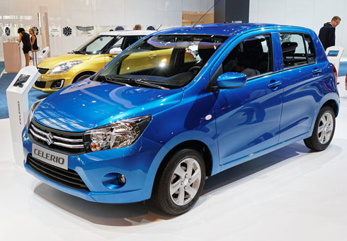 Sell your Suzuki Celerio quickly and easily with webuyanycar.com. Receive your free online valuation by entering your reg into the valuation tool.